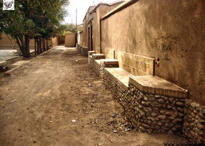 پیر نشین در معماری ایران زمین