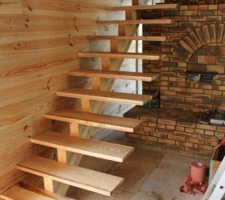 طراحی پله زیرزمین
