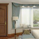 درب چوبی , چوب گردو , سبک کلاسیک