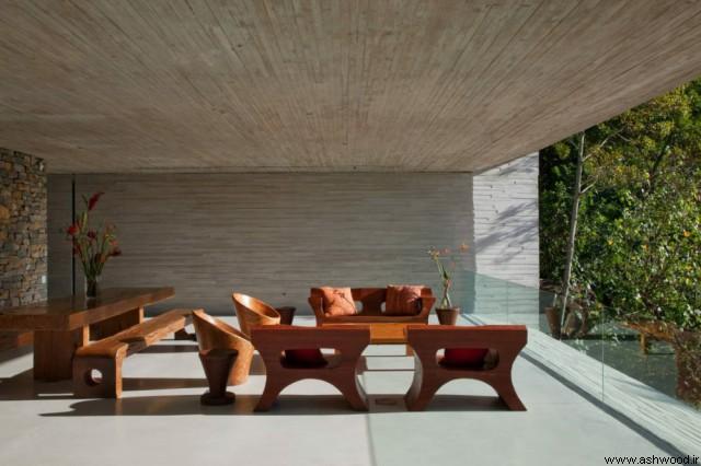 مبلمان چوبی , دکوراسیون چوبی , مبلمان چوبی مدرن