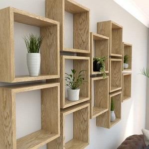 انواع ایدههای جذاب دکوراسیون چوبی برای منزل