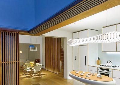 طراحی داخلی , دکوراسیون چوبی منزل