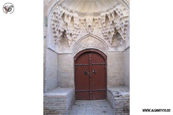 معماری سنتی ایران، پیر نشین