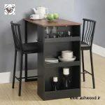 ایده های کوچیک میز برای خانه های مینیمال میز بارمدرن و ساخت با کیفیت میز بارچوب و ام دی اف MDF