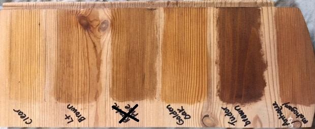 انواع استر , رنگ و روغن چوب