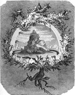 چوب درخت زبان گنجشک- ایگدراسیل