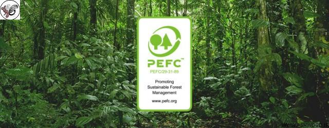 استاندارد pefc در حفظ و نگهداری محیط زیست و جنگلداری