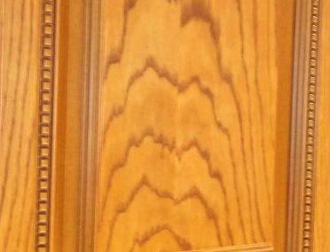 درب چوبی کابینت آشپزخانه