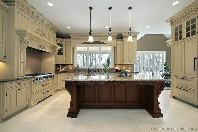 دکوراسیون آشپزخانه سنتی
