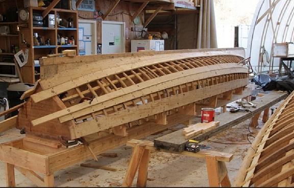 نجاری ساخت کشتی