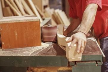 انواع محصولات چوبی