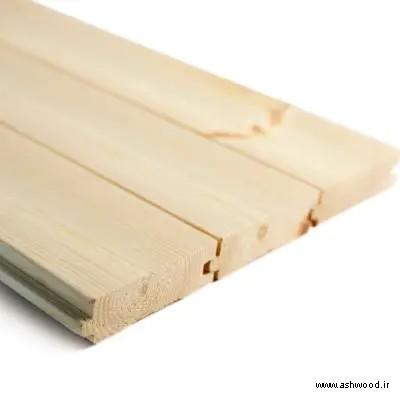 عکس لمبه چوبی