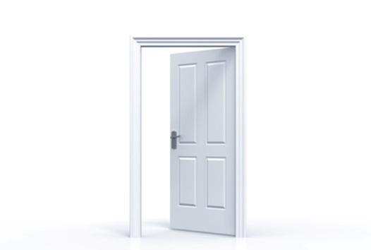 درب های قاب دار
