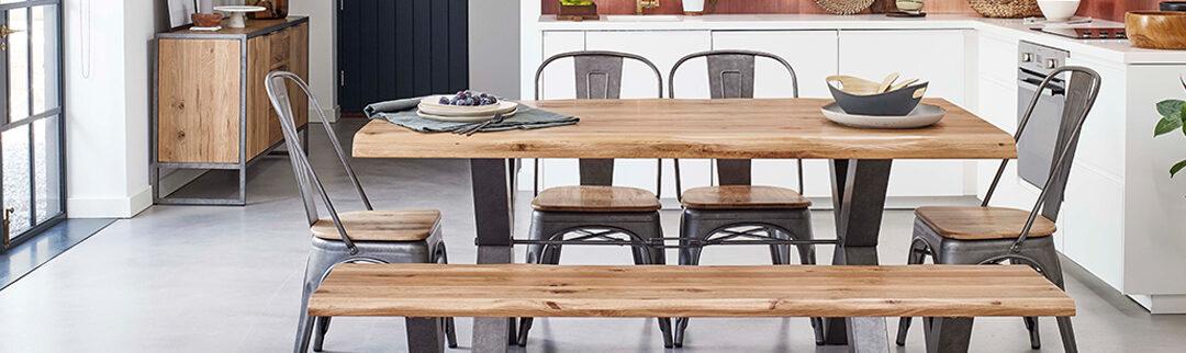 نحوه انتخاب ست ناهارخوری (قسمت سوم) ابعاد استاندارد میز ناهارخوری