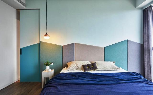 دکوراسیون اتاق خواب ساده و دلنشین