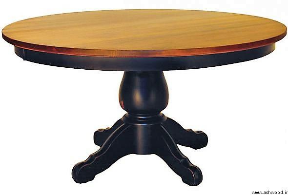 میز ناهارخوری تمام چوب