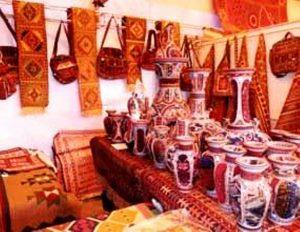 «شو روم» دائمی برای صنایعدستی ایران در عمان برگزار میشود
