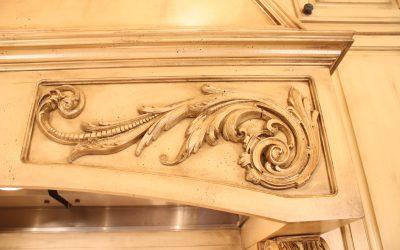 طراحی منبت و انواع مصنوعات چوبی