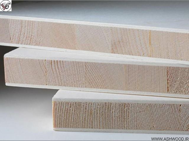 چوب ماستیف lvl wood : صفحات حاصل از پردازش چوب