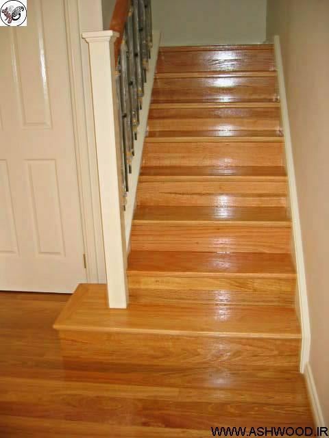 هزینه هر کف پله با چوب چقدر است
