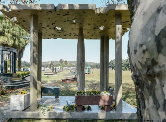 """david adjaye غرفه یادبود را برای """"پدر جاز آفریقای جنوبی"""" طراحی می کند"""