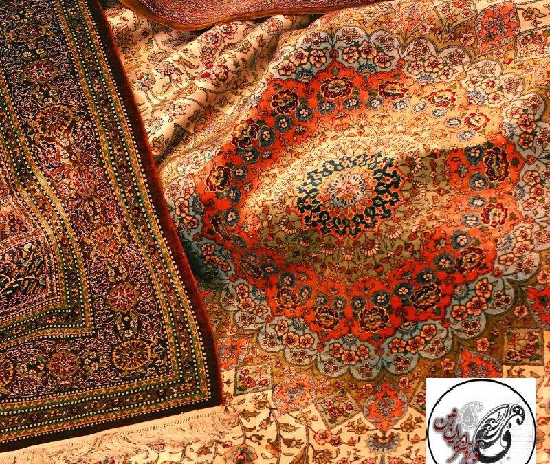 ایده هایی برای فرش ایرانی در خانه ایرانی