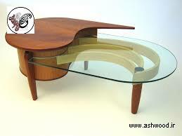 میز منحنی