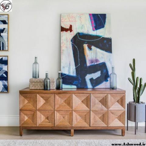 سبک معاصر در دکوراسیون چوبی و مبلمان