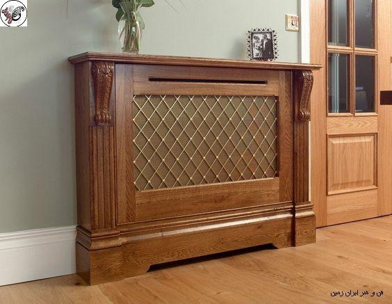 کاور رادیاتور , روشوفاژی چوبی