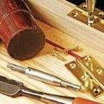 ابزار و وسایل درودگری سنتی , وسایل نجاری خانگی