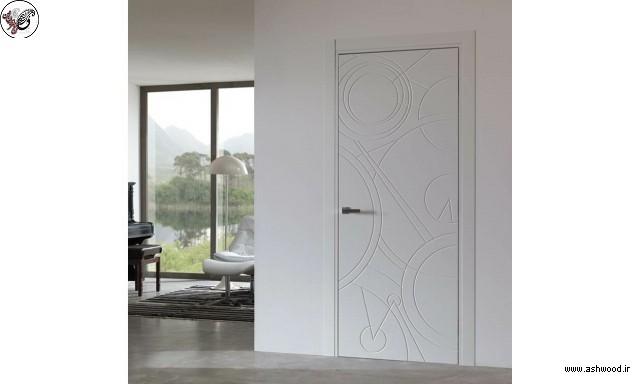 طراحی درب چوبی برای خانه