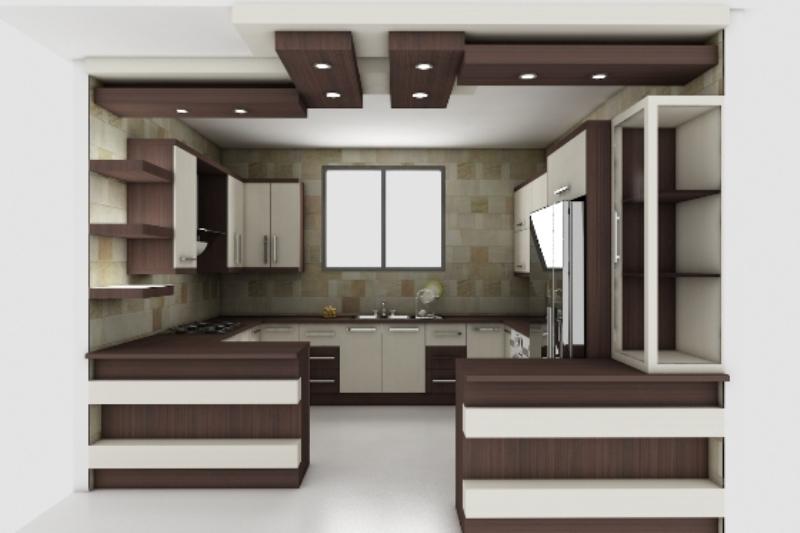 مدل کابینت MDF , کابینتهای ام دی اف آشپزخانه