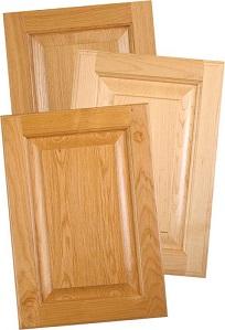 درب کابینت چوب بلوط