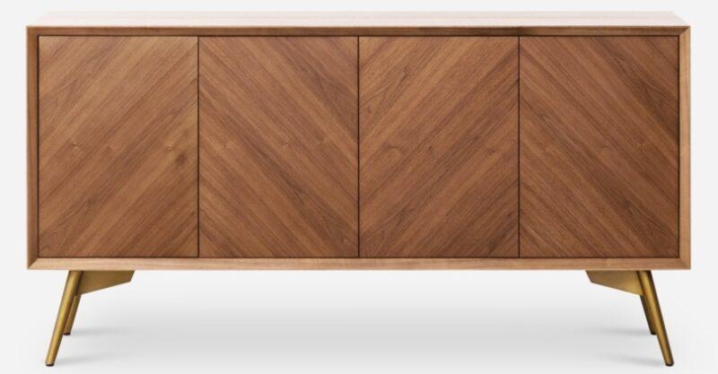 میز کنسول چوب گردو , زیبا خاص و منحصر به فرد