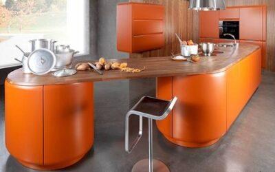 25  ایده دکوراسیون چوبی حمام نارنجی که الهام بخش هستند .