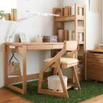 میز مطالعه و میز تحریر چوبی