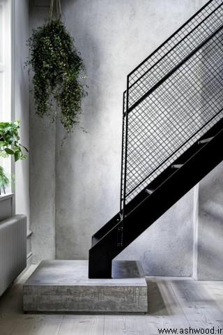 ایده نرده در دکوراسیون داخلی و خارجی ساختمان , ایده های الهام بخش و خلاقانه