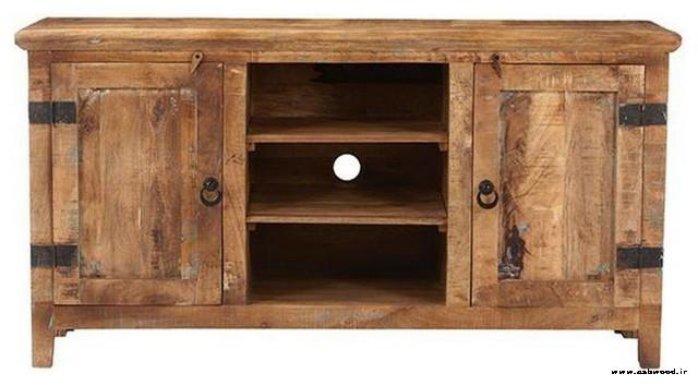 میز کنسول چوب , مدل کنسول چوبی