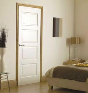 همه چیز درمورد درب های چوبی -  درب چوبی اتاق ها