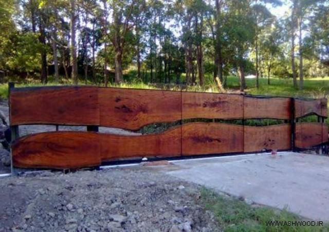 همه چیز درباره چوب روسی - کاربرد چوب در حصار