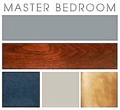 من بر این طرح رنگی تردید کردم و واقعا آن را دوست دارم - این غیر منتظره است. دیوارها خاکستری خاکستری هستند و سبز آبگرم به عنوان رنگ ثانویه (در پارچه) وجود دارد.