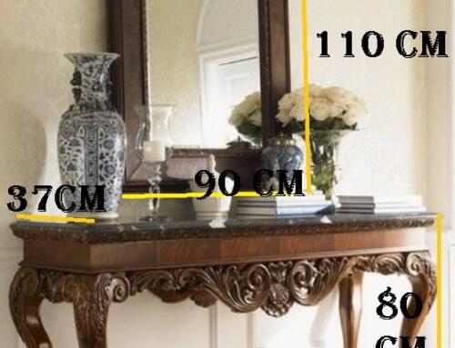 21 ایده و اطلاعات درباره میز کنسول چوبی