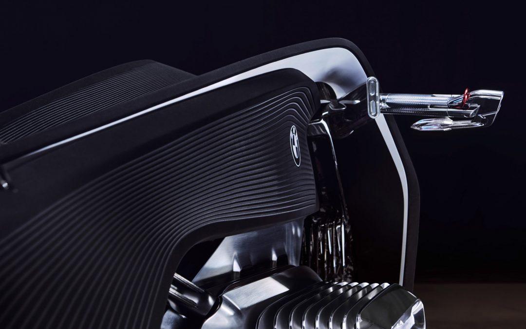 طراحی مفهومی موتورسیکلت BMW (حرکت در شهر )