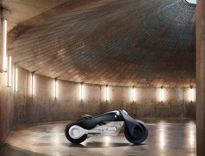 طراحی مفهومی متورسیکلت BMW