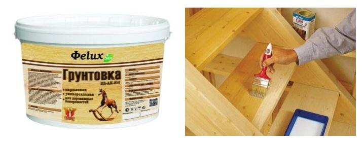 رنگ آمیزی چوب , مقاوم سازی سطح چوب در برابر رطوبت و نور آفتاب