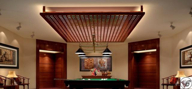 تزئینات داخلی تزئینات سقف چوبی خانه