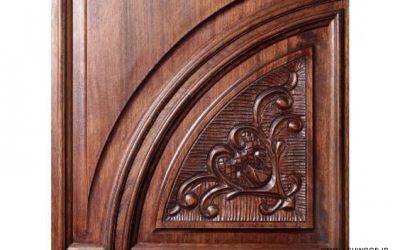 درب منبت و حکاکی شده زیبا و خاص