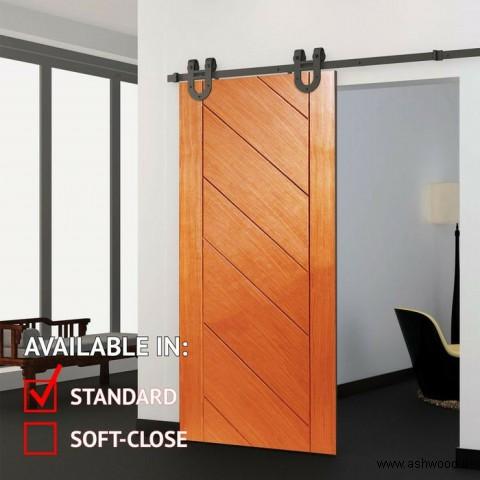 درب ریلی چوبی , درب ریلی چوبی اتاق , ریل درب کشویی چوبی