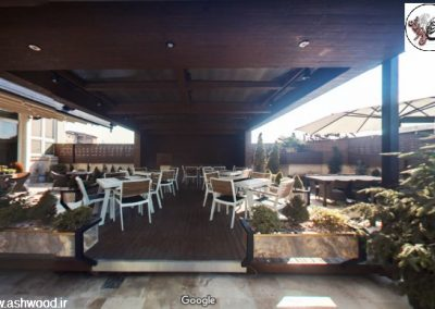 رستوران شاندیز مشهد ماهان