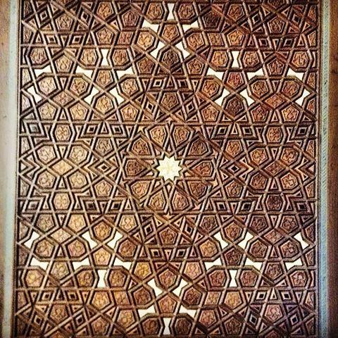 گره ترکیبی تند مسجد سلیمانیه استانبول